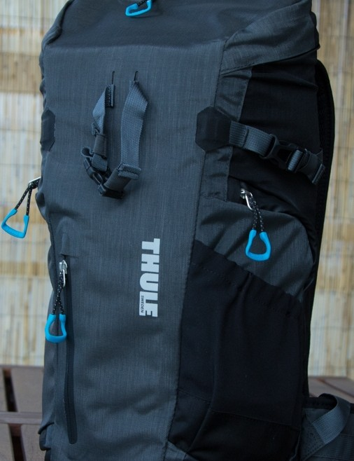 Okay, so it's not a cycling item. But those who own a DSLR camera may be interested to know that Thule is now in the camera bag business – and this Perspektiv DSLR backpack is great for a day trip