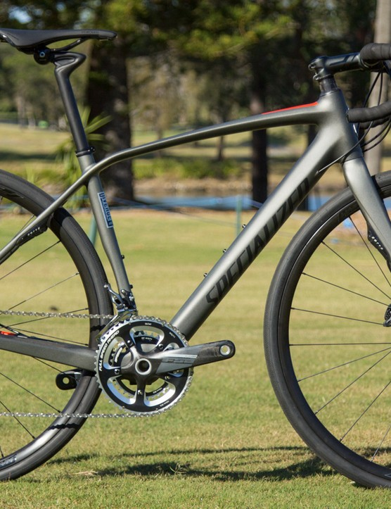 Specialized Diverge Expert Carbon 2015