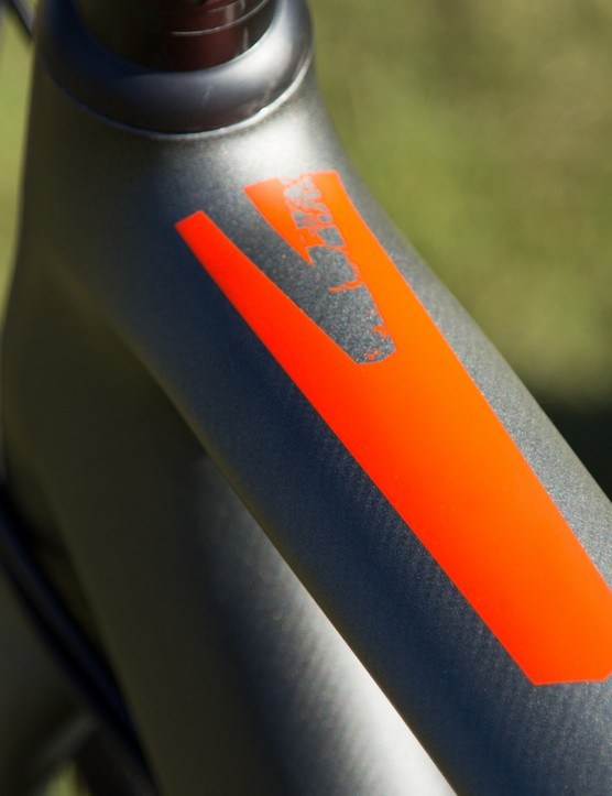 Basic graphics on the Diverge Carbon Expert