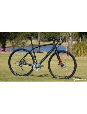 The Specialized Diverge Elite A1
