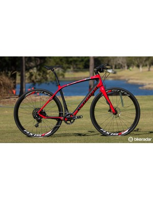 The Specialized Cirrus is one of the most popular flat-bar hybrid bikes