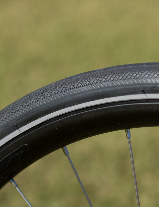 Many of the Sirrus models get puncture resistant tyres with sidewall reflectivity
