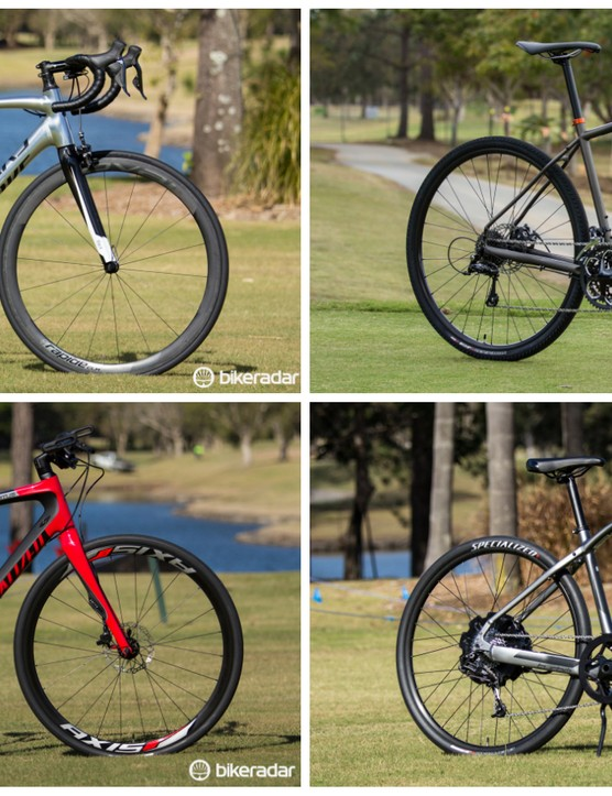 Specialized core road range 2015 – from an S-Works Allez to the tour-the-world AWOL, we take a first look at them all