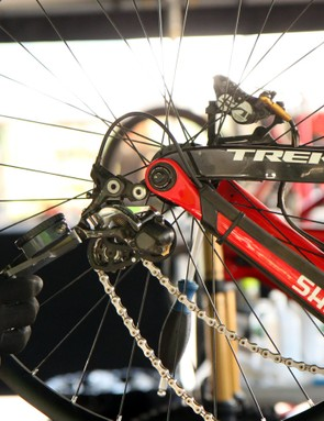 Team mechanics reported to us that while riders still needed wheels rebuilt on a fairly regular basis (a virtual given for top downhill racers), the new rims were lasting longer than what the team was previously using