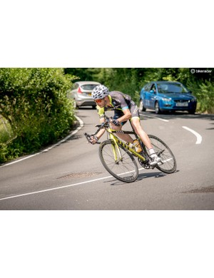 …yet the Purosangue impresses on descents just as much as on the climbs