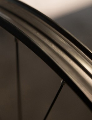 The internal width of the Line rims measures in at a very generous 28mm