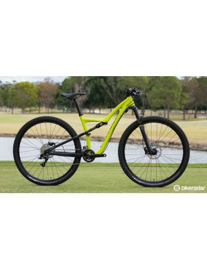 The Specialized Rumor Comp (US$TBC / AU$3,199 / UK£TBC) offers 110mm travel of cross country and trail fun