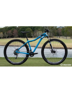 The Specialized Jett Pro (US$TBC / AU$1,599 / UK£TBC) offers 29in wheels and a properly trailworthy spec (paintjob availability TBC)