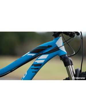 A closer look at the Jett frame
