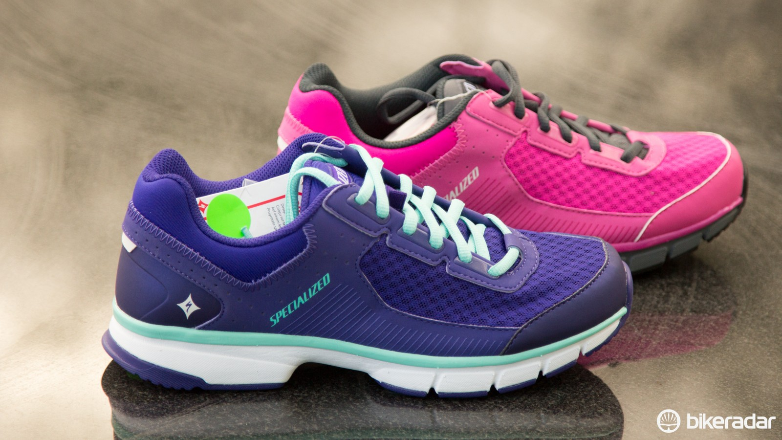 Specialized Cadette shoes (US$TBC / AU$119.95 / UK£TBC) are new for 2015