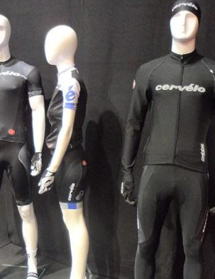 Cervelo has partnered with Castelli to produce a range of Cervelo-branded clothing for 2015 and beyond