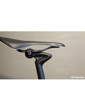 The Specialized CG-R (AKA Cobble Gobbler) seatpost is now included on all Roubaix and Ruby models