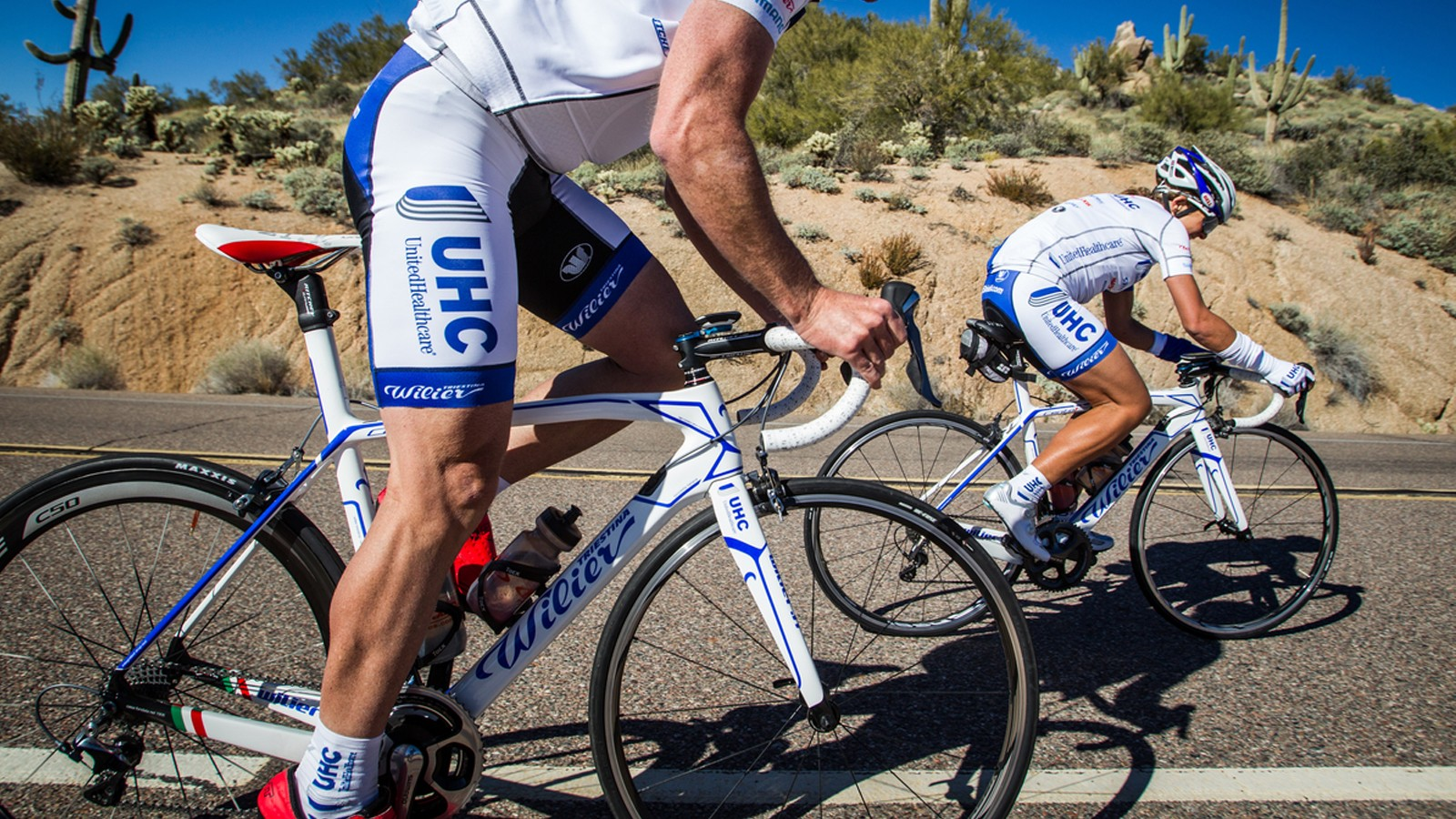 Ben Day is a professional cyclist with the UnitedHealthcare Pro Cycling team and coach to many professional athletes across the world