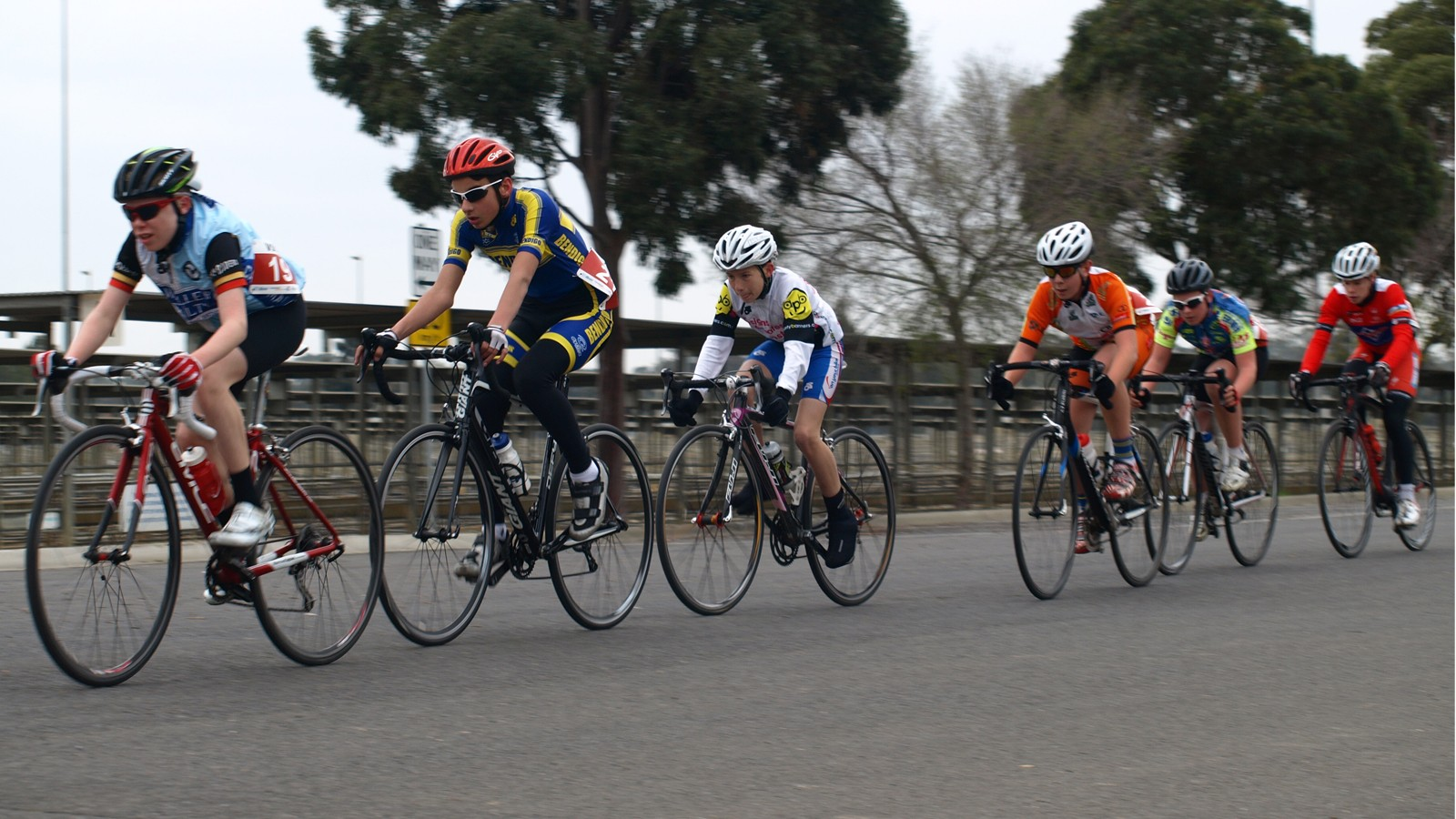 The VICS will give school aged kids the opportunity to get into bike racing