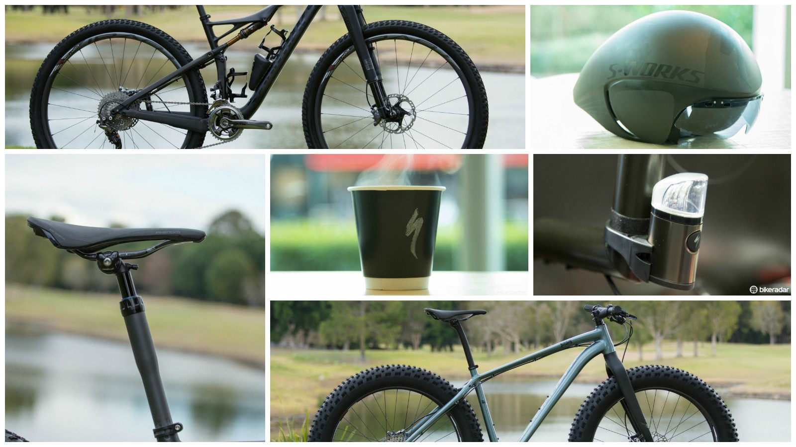 There's a huge range of new stuff from Specialized for 2015 – click or swipe through our mega gallery to see some highlights