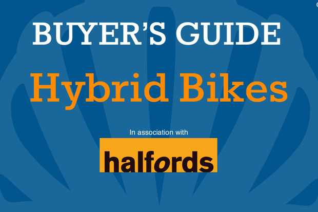 Buyer's guide to hybrid bikes