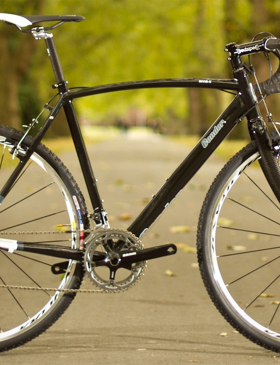 Perfect for the Autumn: a racy cyclocross is a do-it-all machine