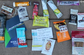The Feed has a few delivery options. The Pro Box includes about 15 things, and it shows up every four weeks