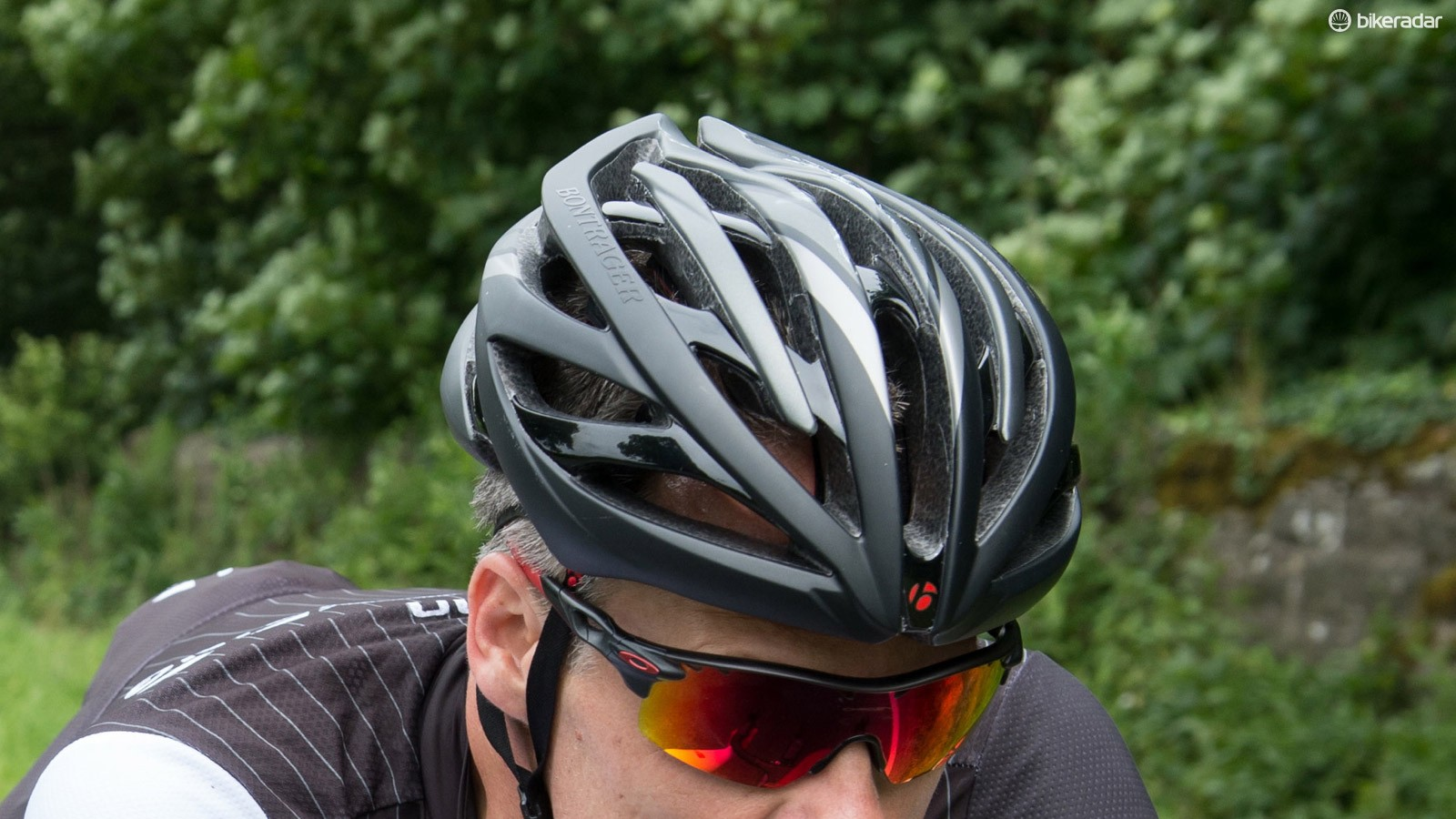 The Bontrager Velocis's good looks match its pleasing performance