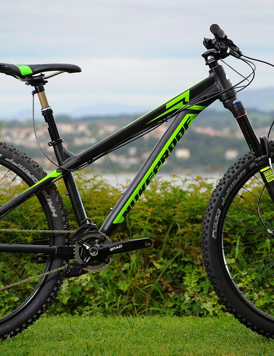 The Nukeproof Scout is new for 2015