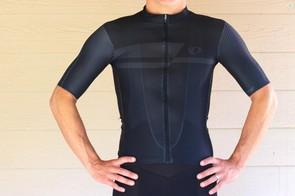 Pearl Izumi's Aero Speed Mesh Jersey in limited edition black