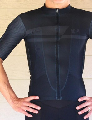 Pearl Izumi's Aero Speed Mesh Jersey in limited edition black