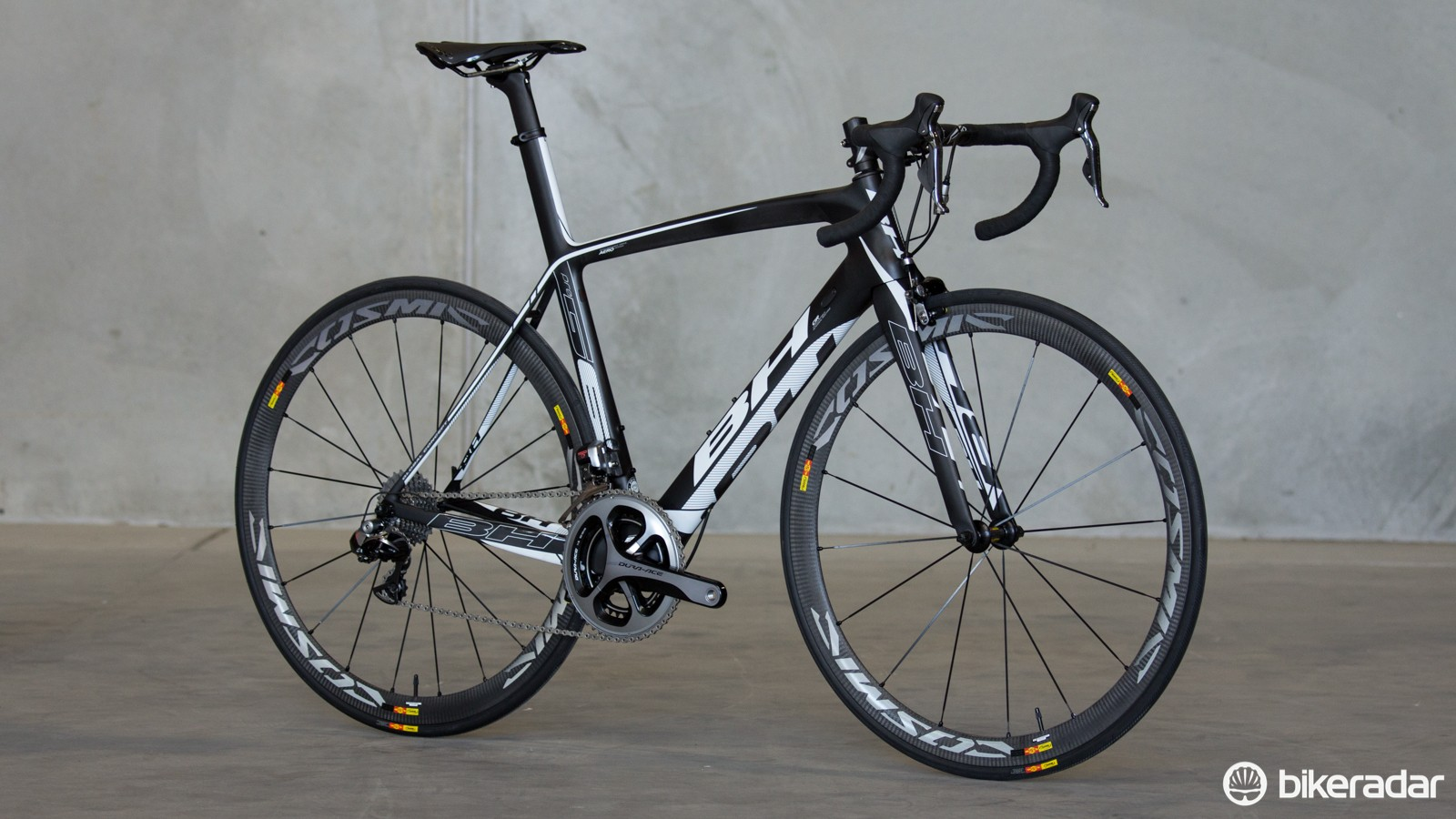 The BH G6 Pro may look the same as last year's G6, but along with new brakes, there's plenty of updates going on internally. Pictured is the Australian G6 Pro Dura-Ace 11-speed Di2 (US$TBC / AU$9,599 / £TBC)