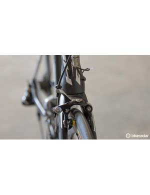Shimano direct-mount rim brakes now feature on the G6 Pro