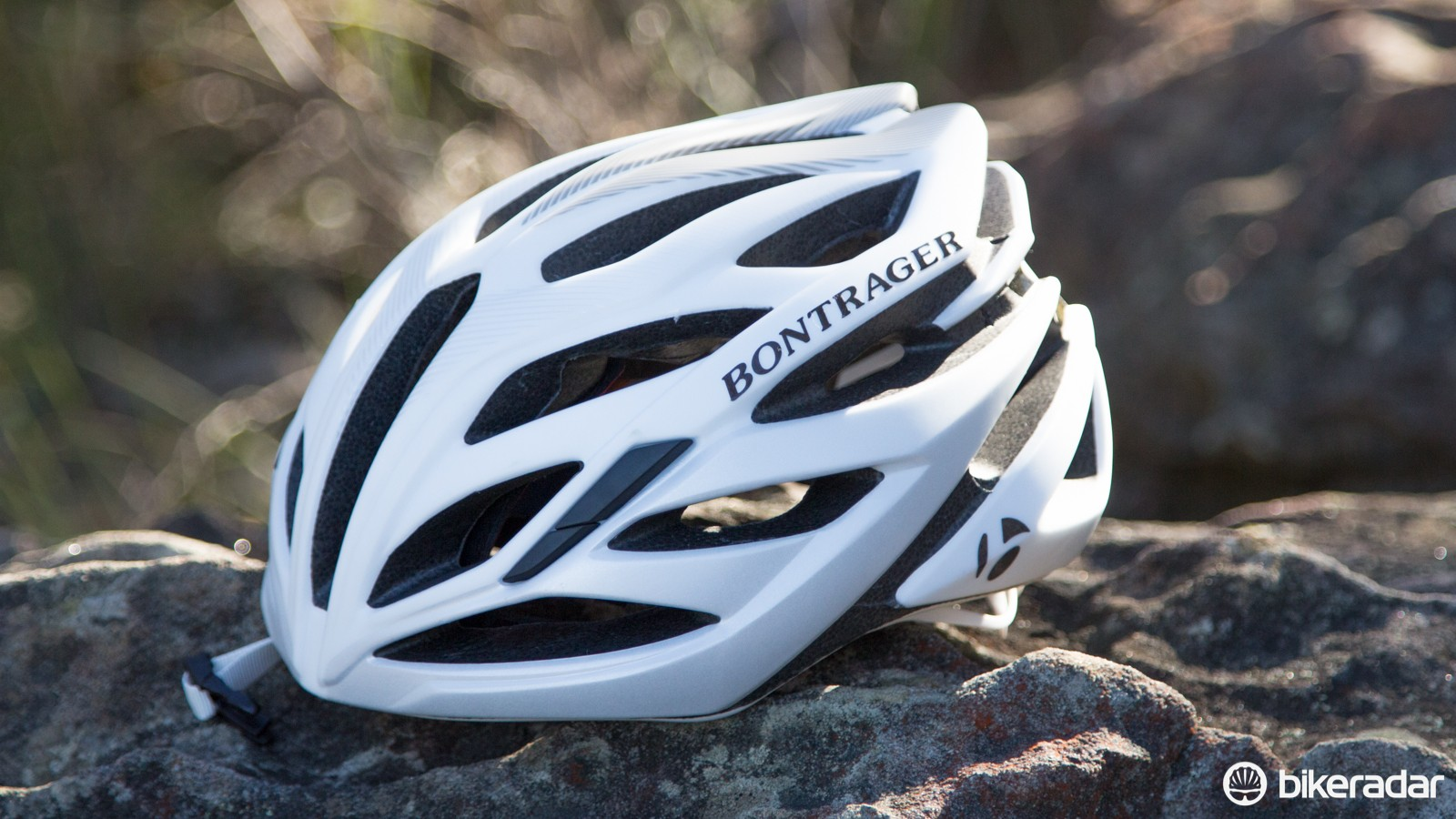 The Bontrager Circuit is a nice looking helmet for the price