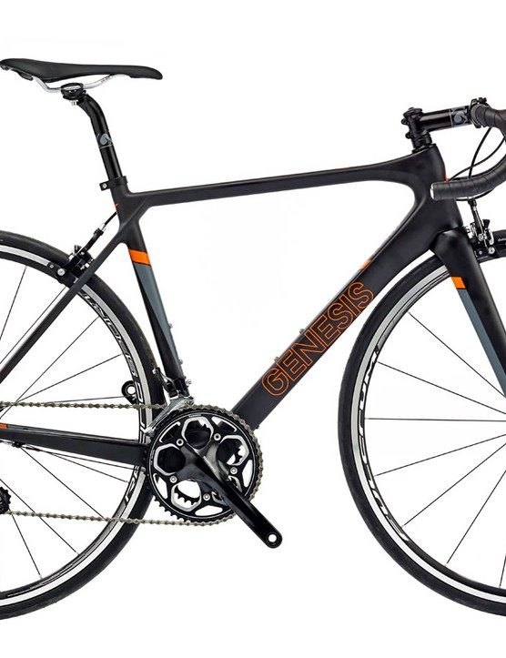 The Genesis Zero 2 costs £1,499.99, with a 105 mix