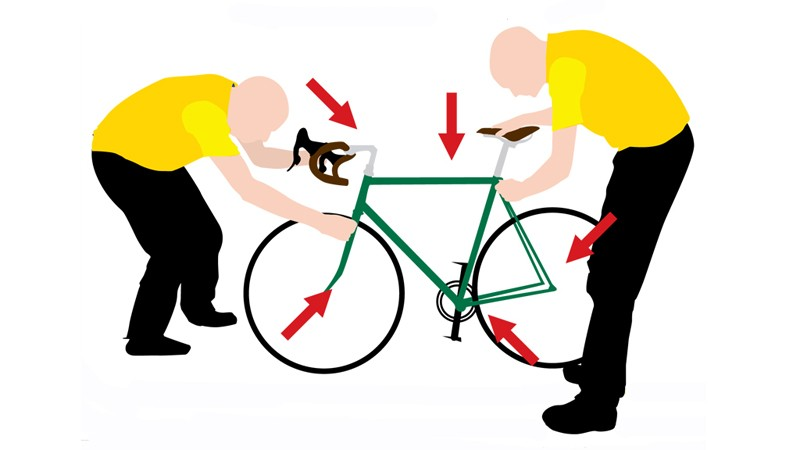 Get your bike ready in advance of your ride