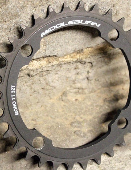 The Mono TT is Middleburn's take on a thick/thin chainring