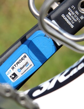 Scott - 3 Rox riders use power meters from Stages Cycling
