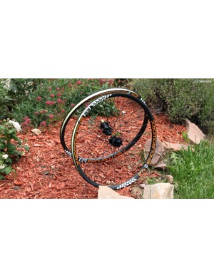 Upstart wheel company Enduroworx sells these 26mm-wide carbon mountain bike wheels for a relatively reasonable US$999
