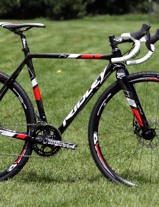 Ridley is ready for cyclocross season with revamped versions of its top-end X-Night carbon flagship