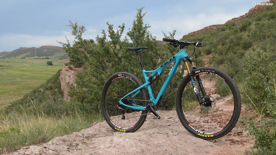 Yeti ASRc review - BikeRadar