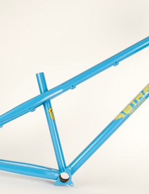 The Belter, BTR's downhill hardtail frame