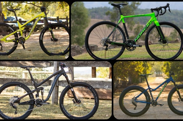 The 2015 Norco Bicycles range has plenty new to look at