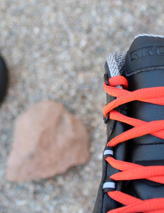 These are not your daddy's mountain bike shoes