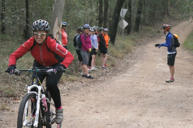 She Rides is offering both road and mountian bike skills courses