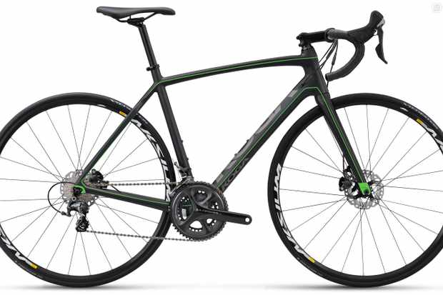 Koga's new Solacio Disc endurance road bike