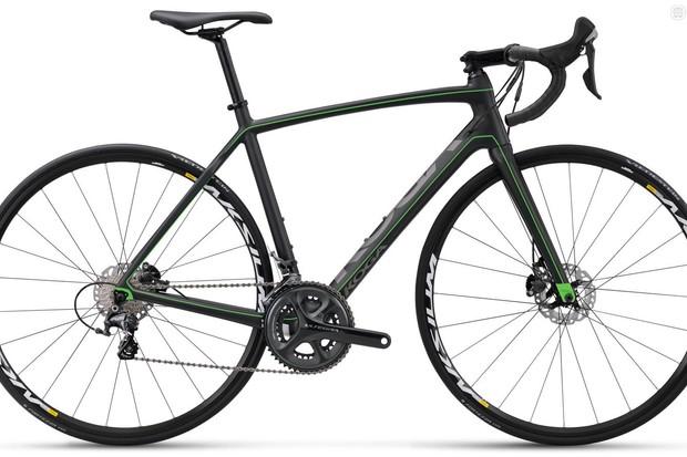 Koga's new Solacio Disc endurance road bike