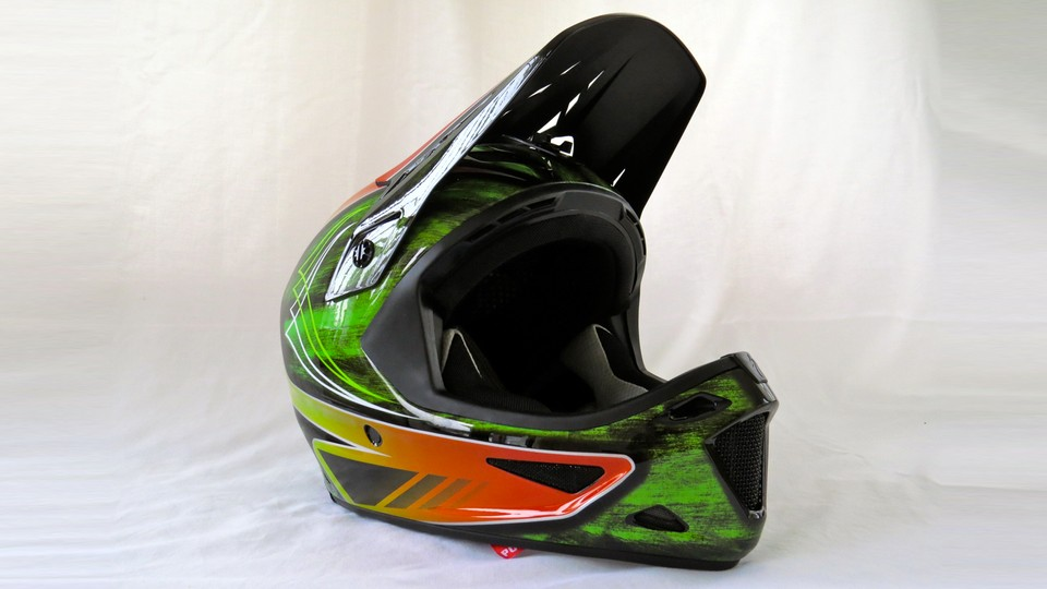 0ba14c87a11 Specialized Dissident Troy Brosnan Signature full face helmet ...