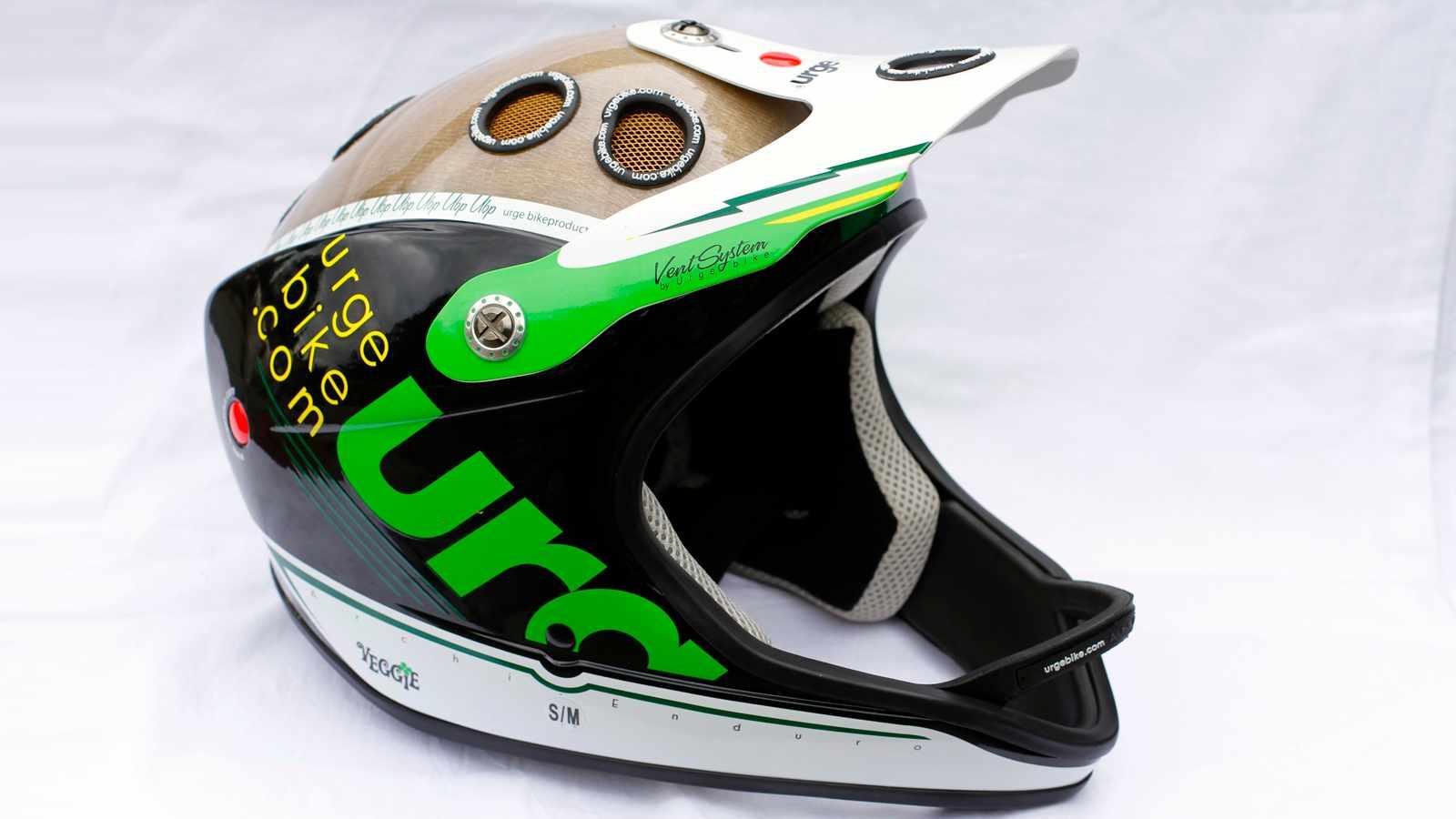 Urge Archi-Enduro Veggie full face helmet