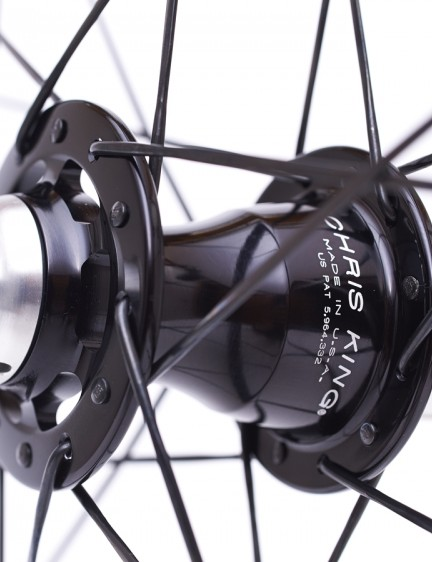 Chris King hubs are another option for those with deeper pockets