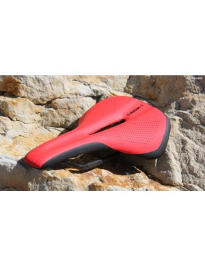 The Specialized S-Work Phenom saddle weighs in at just 150g