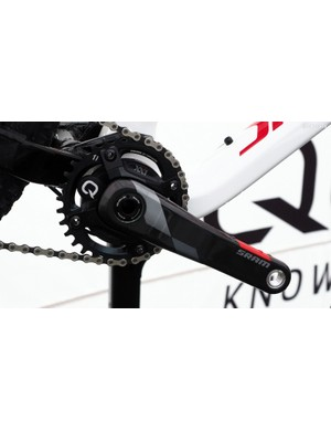 Quarq and SRAM have launched a new XX1 power meter