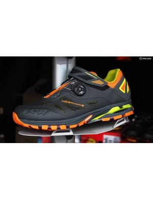 Northwave and Michelin have partnered for a new range of trail shoes