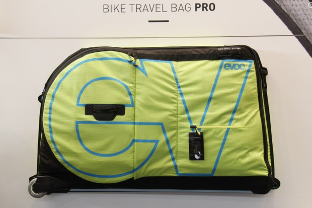EVOC's has updated its bike travel bike, making it lighter, stiffer and adding a creature comforts to make travelling with a bike easier