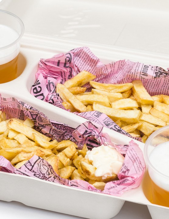 Beer and frites not included...